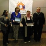 Our first laptop recipients in 2013