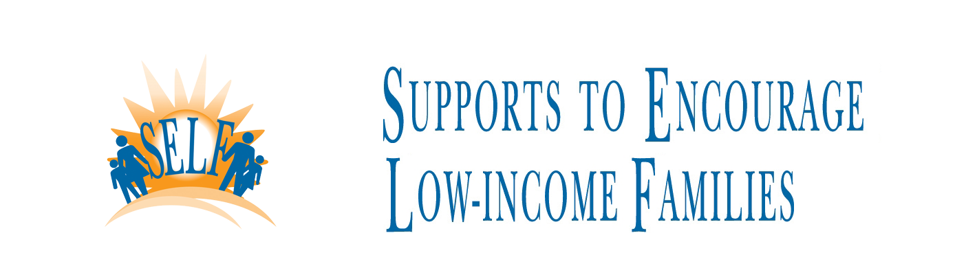Logo for Supports to Encourage Low-income Families
